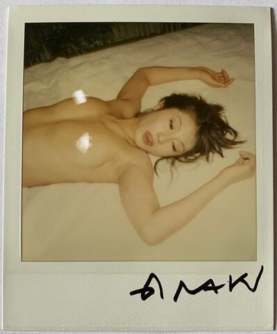 Nobuyoshi Araki, 'NIGHT TIME POLAROID', 1995