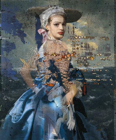 Deborah Oropallo, 'Ocean Blue', 2016