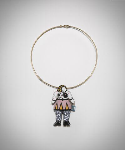 Niki de Saint Phalle, 'Nana with Bag, Brooch & Necklace', 1974-2015