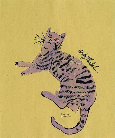 Andy Warhol, 'Sam', 1954