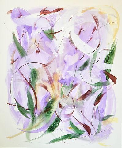 Yanyan Huang, 'Purple Poem III', 2019