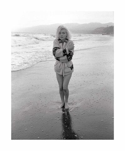 Edward Weston, 'Lost In Thought, Santa Monica Beach, 1962', 2014