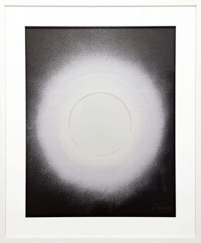 Otto Piene, 'White Corona', 1970