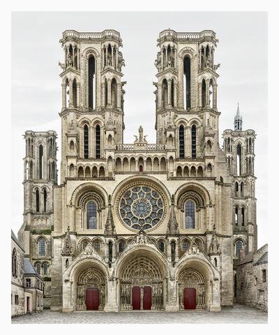 Markus Brunetti, 'Laon, Cathédrale Notre-Dame', 2013-2015