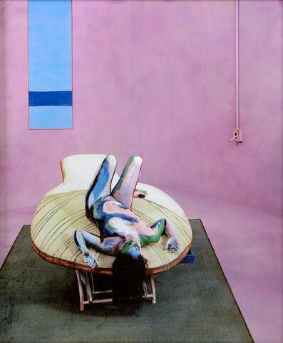 """Michel Platnic, 'After """"Lying Figure 1966""""', 2013"""