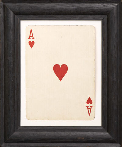 Jefferson Hayman, 'Ace of Hearts', 2019