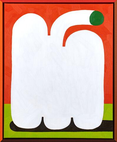 Jordy van den Nieuwendijk, 'Pepper on Green', 2018