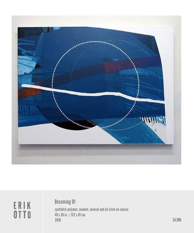 Erik Otto, 'Becoming 01', 2018