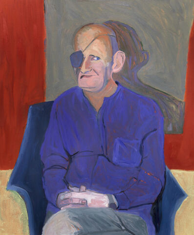 Lucy Jones, 'Roger Partridge', 2015