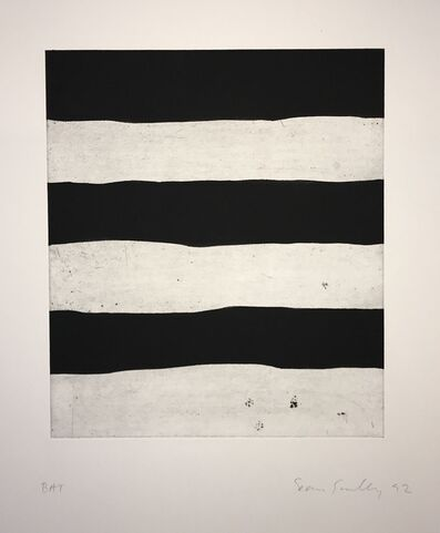 Sean Scully, 'Heart of Darkness 8', 1992