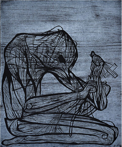 Jim Shaw, 'Pinocchio', 1990