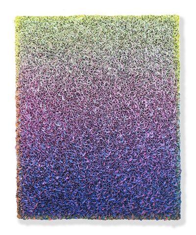 Zhuang Hong Yi, 'Flowerbed Colorchange', 2019