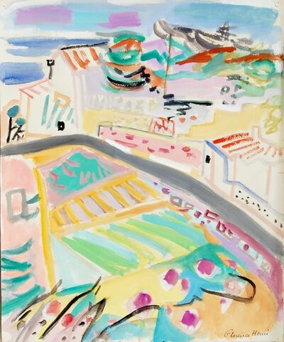 Florence Henri, 'Ischia', 1954