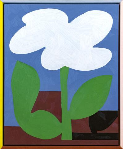 Jordy van den Nieuwendijk, 'Farmland Flower', 2018
