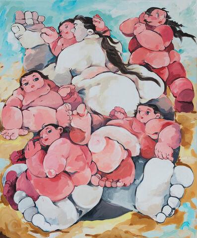 Cristina BanBan, 'Big Mama', 2019