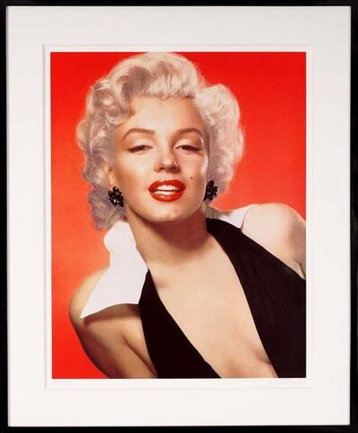 Peter Blake, ' Marilyn Monroe with Diamond Dust ', 2010