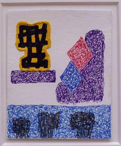 Jonathan Lasker, 'Untitled', 2003