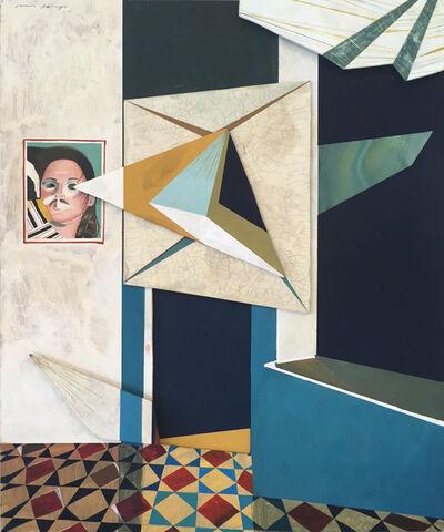Jens Fänge, 'Entrance', 2015