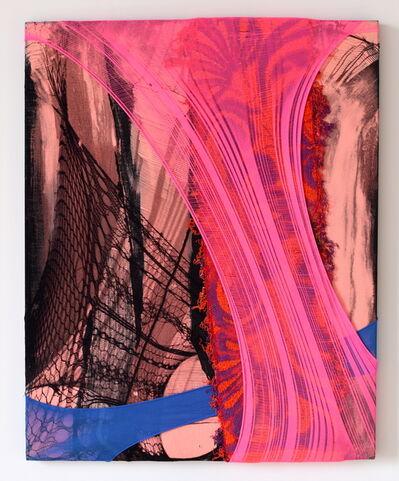 Anna-Lena Sauer, 'Nylon Painting 32', 2018