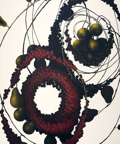 Mia Brownell, 'Still Life with Pear and Grape', 2009