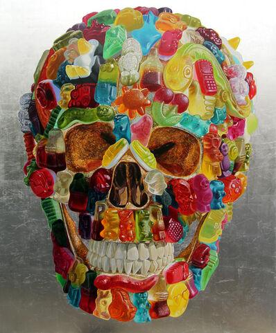 Gordon Harris, 'Jelly Skull', 2019
