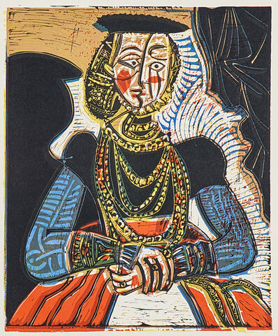 Pablo Picasso, 'Linoleum Cuts: Bacchanals, Women, Bulls and Bullfighters', 1962