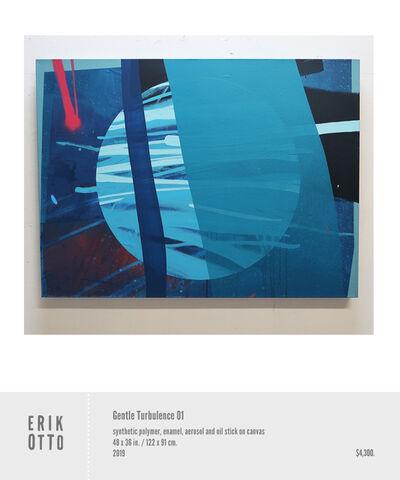 Erik Otto, 'Gentle Turbulence 01', 2018