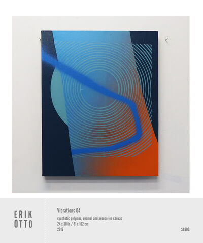 Erik Otto, 'Vibrations 04', 2018