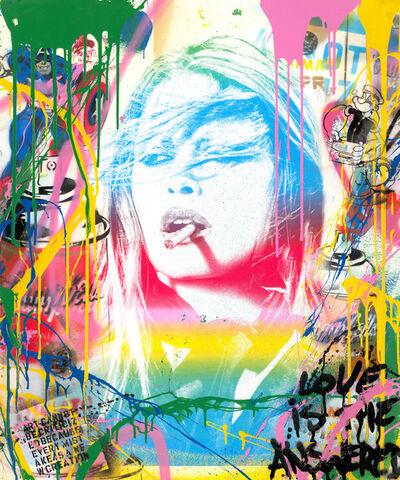 Mr. Brainwash, 'Brigitte Bardot ', 2019