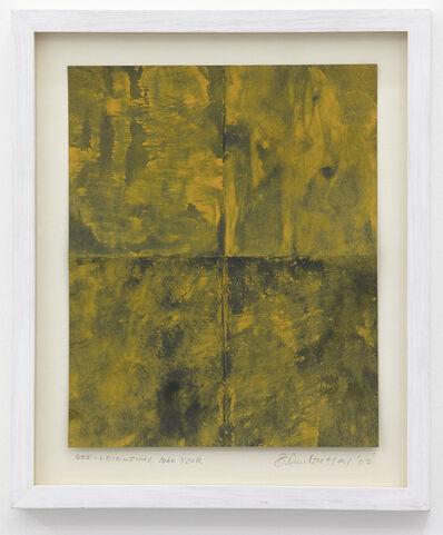 Birgir Andrésson, 'Off-colouring 1060 420R', 2002