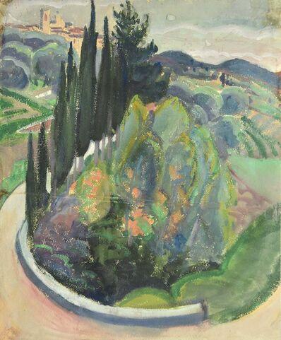 Charlotte Gardelle, 'Landscape ', 20th Century