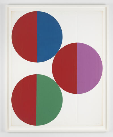 Leon Polk Smith, 'Untitled', 1969