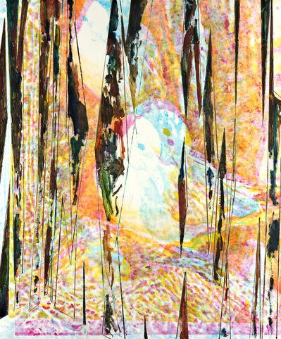 Jered Sprecher, 'Trees Walking', 2015