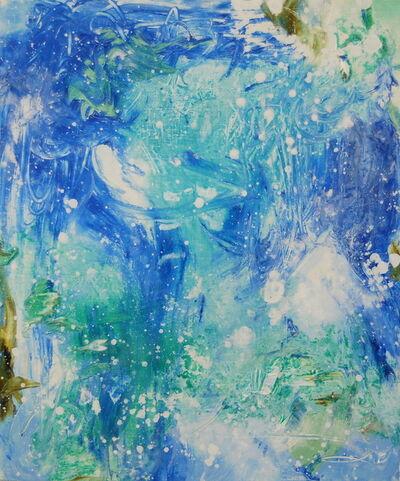 Kazuya Sakamoto, 'Nowaday-Blue-', 2020