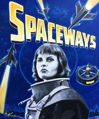 Cathey Miller, 'Spaceways', 2018