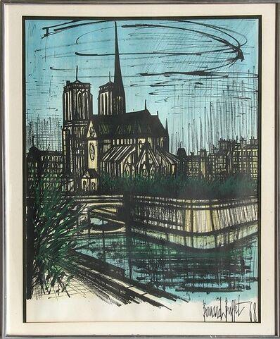 Bernard Buffet, 'Notre Dame.', 1968