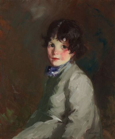 Robert Henri, 'Catharine', 1913