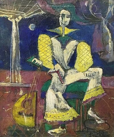 Morris Kantor, 'Harlequin', ca. 1935