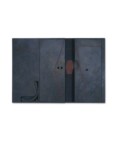 Marcelo Bonevardi, 'Two Doors', 1968