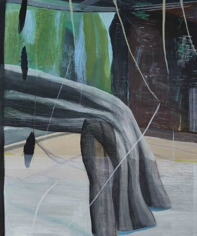 Marc Desgrandchamps, 'Untitled', 2018