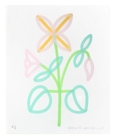 Erin D. Garcia, 'Flower #3', 2019