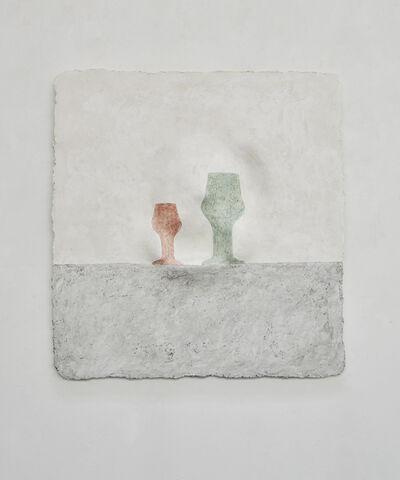 Markus Raetz, 'Petit Rouge I', 1991-1992