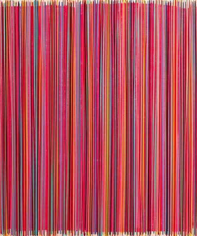 Bradley Harms, 'Ragged Edge (Pink)', 2013