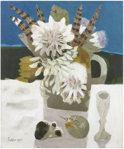 Mary Fedden, 'Feathers', 1973