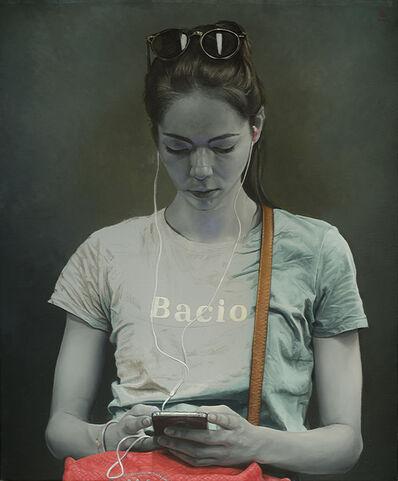 Enrique Etievan, ' La Prière. ', 2019