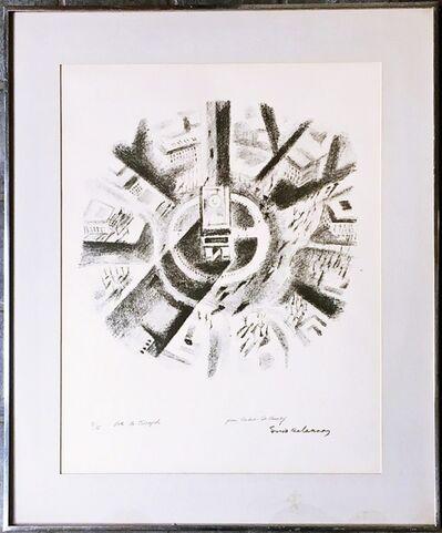 Sonia Delaunay, 'Arc de Triomphe, pour Robert Delaunay', 1926