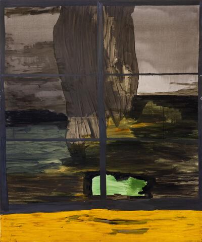 Andreas Eriksson, 'Fönster och träd II', 2010