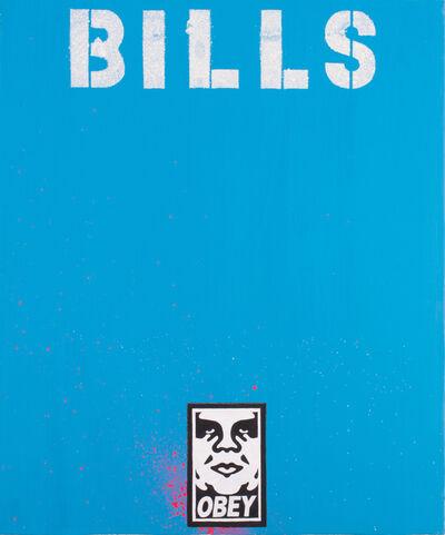 Hannah Cole, 'Bills', 2014