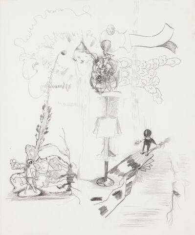 Jorge Queiroz, 'Untitled', 1999