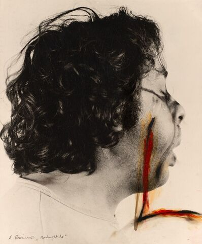 Arnulf Rainer, 'Untitled', 1973